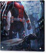 Ant Man 2015 Acrylic Print