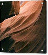 Antelope Canyon 266 Acrylic Print