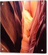 Antelope Canyon II Acrylic Print