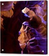 Antelope Canyon Seventeen Acrylic Print