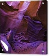 Antelope Canyon Six Acrylic Print