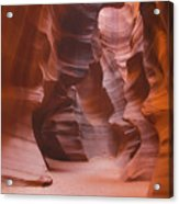 Antelope Canyon Utah Acrylic Print