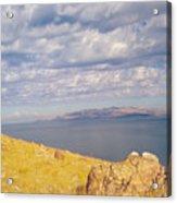 Antelope Island 3 Acrylic Print