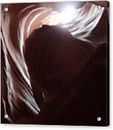 Antelope Light Acrylic Print