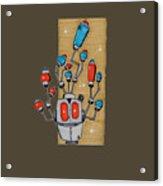 Antennabot Psi Gh76g-u Acrylic Print