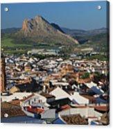Antequera Malaga Andalusia Spain Acrylic Print