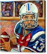 Anthony Calvillo Acrylic Print