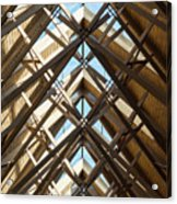Anthony Skylights Acrylic Print