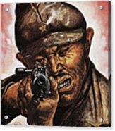 Anti-japanese Poster, 1942 Acrylic Print