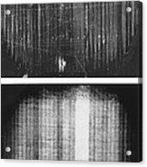 Anti-kaon Beam For Xi Experiment Acrylic Print
