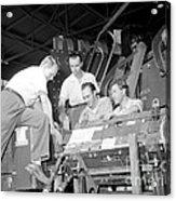 Antineutron Discovery Team, 1956 Acrylic Print