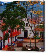 Antioquia Acrylic Print