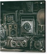 Antique Camera Acrylic Print
