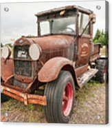 Antique Ford Acrylic Print