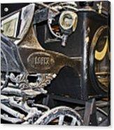 Antique Hearse Acrylic Print