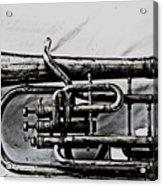 Antique Instrument  Acrylic Print
