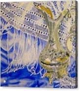 Antique Lace Acrylic Print
