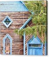 Antique Light Shop - Millville Delaware Acrylic Print