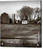 Antique Michigan Farm Acrylic Print