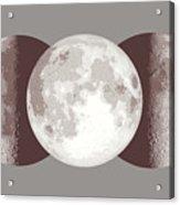 Antique Moon Acrylic Print