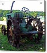 Antique Tractor 2 Acrylic Print