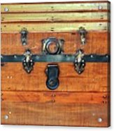Antique Trunk Acrylic Print