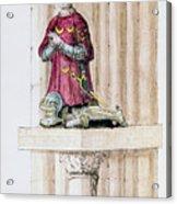Antoine Des Essarts Acrylic Print by Granger