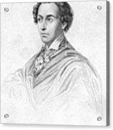 Antonin CarÊme (1783-1833) Acrylic Print by Granger