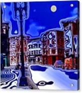 Antonio's Dream Acrylic Print