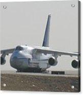 Antonov An 124 Cargolifter Plane Aircraft Acrylic Print