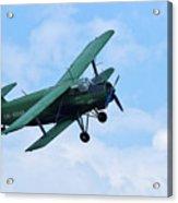 Antonov An 2 Acrylic Print