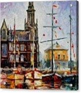 Antwerp - Belgium Acrylic Print