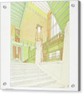 Antwerpen Acrylic Print