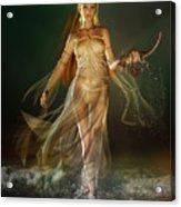 Aoife Acrylic Print