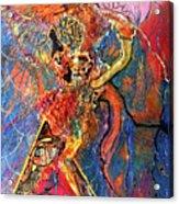 Apache Cosmogony  Acrylic Print
