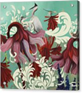 Aphrodite's Garden Acrylic Print