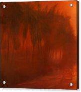 Apocalypse Dawn Acrylic Print
