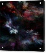 Apocalyptical Dawn Acrylic Print