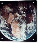 Apollo 11: Earth Acrylic Print