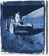 Apollo 17 Lunar Rover - Nasa Acrylic Print
