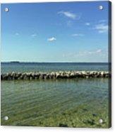 Apollo Beach Florida Acrylic Print
