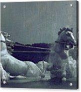 Apollo Fountain Acrylic Print