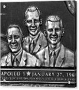 Apollo One Crew Acrylic Print