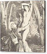 Apollon Et Daphne Acrylic Print