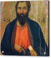 Apostle Jacob 1311 Acrylic Print