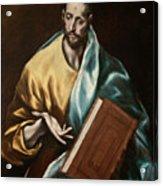 Apostle Saint James The Less Acrylic Print