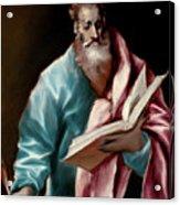 Apostle Saint Matthew Acrylic Print
