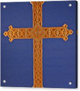 Apostle's Cross Acrylic Print