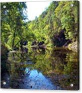 Appalachian Mirror II Acrylic Print