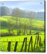 Appalachian Spring Morning Acrylic Print